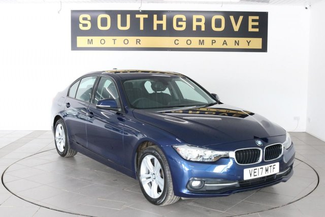 USED 2017 17 BMW 3 SERIES 2.0 316D SPORT 4d 114 BHP