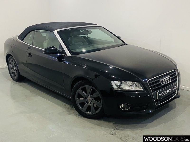 USED 2011 11 AUDI A5 2.0 TDI SE 2d 168 BHP Bluetooth / Heated Seats / Grey Alloy Wheels / 2 Previous Owners / Parking Sensors