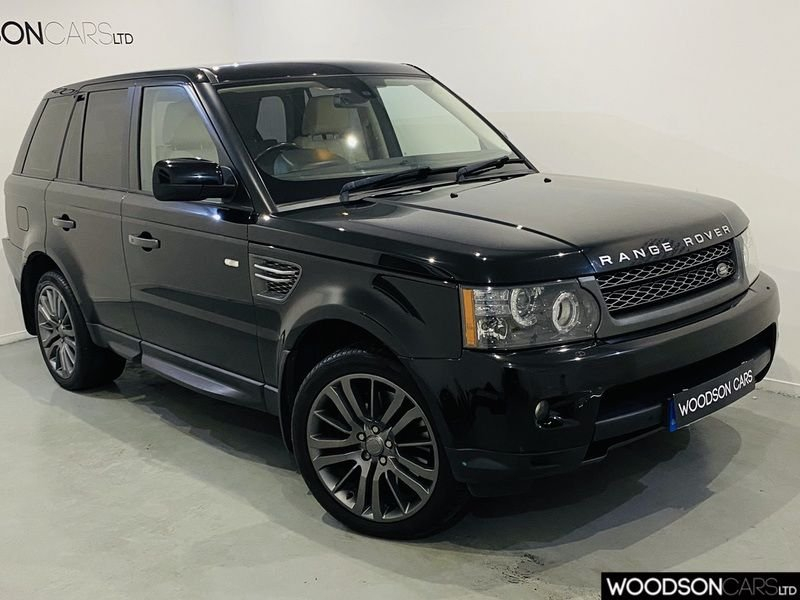 USED 2011 11 LAND ROVER RANGE ROVER SPORT 3.0 TDV6 HSE 5d 245 BHP Reverse Camera / 2 Previous Owners / FSH / Bluetooth
