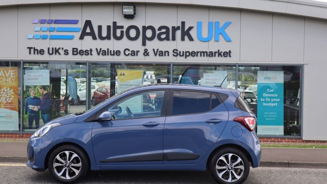 USED 2017 67 HYUNDAI I10 1.2 PREMIUM SE 5d 86 BHP LOW DEPOSIT OR NO DEPOSIT FINANCE AVAILABLE . COMES USABILITY INSPECTED WITH 30 DAYS USABILITY WARRANTY + LOW COST 12 MONTHS ESSENTIALS WARRANTY AVAILABLE FOR ONLY £199 .  WE'RE ALWAYS DRIVING DOWN PRICES .
