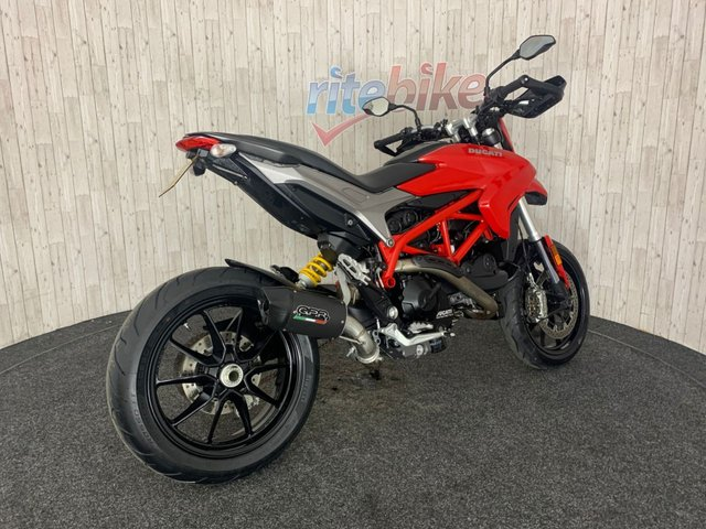 DUCATI HYPERMOTARD at Rite Bike