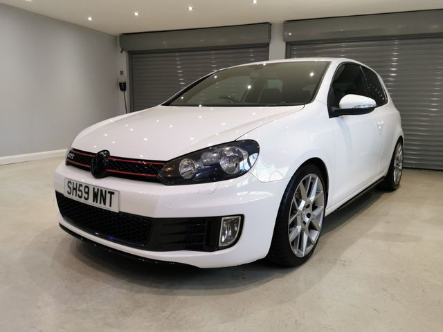 USED 2009 59 VOLKSWAGEN GOLF 2.0 GTI 3d 210 BHP EDITION 35 ALLOY WHEELS + PRIVACY GLASS + UPGRADED EXHAUST SYSTEM