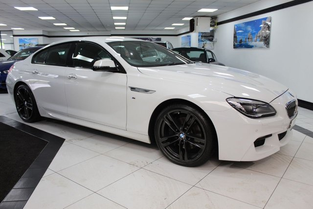 View our BMW 6 SERIES GRAN COUPE