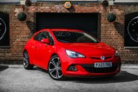 USED 2017 VAUXHALL ASTRA 1.6 GTC LIMITED EDITION CDTI S/S 3d 134 BHP