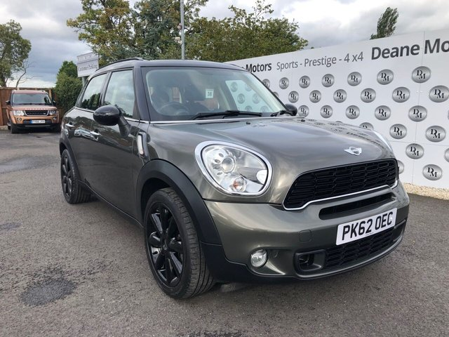 2012 62 MINI COUNTRYMAN 2.0 COOPER SD 5d 141 BHP CHILLI PACK