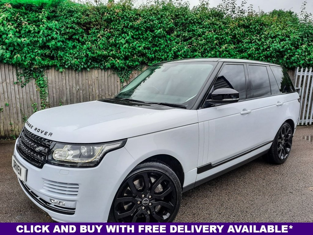USED 2016 16 LAND ROVER RANGE ROVER 4.4 SDV8 VOGUE 5d 339 BHP