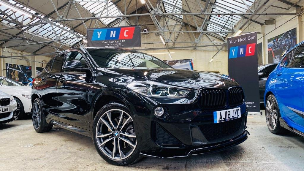 USED 2018 18 BMW X2 2.0 20d M Sport Auto xDrive (s/s) 5dr MAXTONDESIGN+19S+HTDSTS