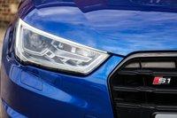 USED 2015 65 AUDI A1 2.0 S1 QUATTRO SPORTBACK 5d 228 BHP