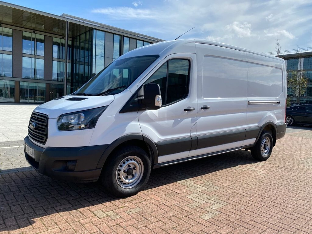USED 2018 18 FORD TRANSIT 350 2.0TDCi 129ps L3 H2 *BLUETOOTH*E/WINDOWS* GREAT FINANCE RATES AVAILABLE!