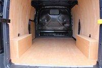 USED 2014 63 FORD TRANSIT CUSTOM 2.2 290 TREND LR P/V 124 BHP NO VAT - LONG WHEEL BASE - BLUE - TREND