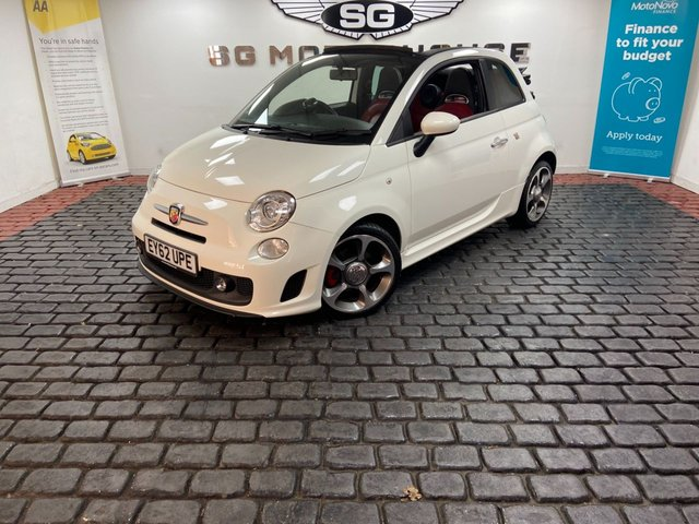 View our ABARTH 500