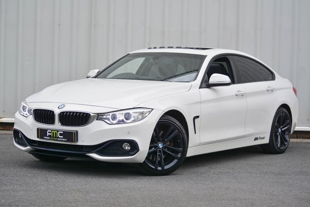 2014 64 BMW 4 SERIES 2.0 428I SPORT GRAN COUPE 4d 242 BHP