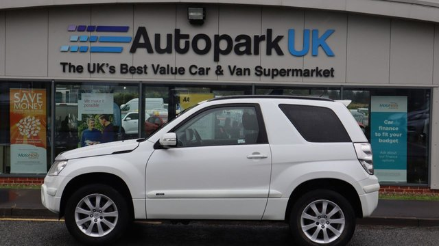 USED 2011 61 SUZUKI GRAND VITARA 1.6 SZ4 3d 106 BHP LOW DEPOSIT OR NO DEPOSIT FINANCE AVAILABLE . COMES USABILITY INSPECTED WITH 30 DAYS USABILITY WARRANTY + LOW COST 12 MONTHS ESSENTIALS WARRANTY AVAILABLE FOR ONLY £199 .  WE'RE ALWAYS DRIVING DOWN PRICES .