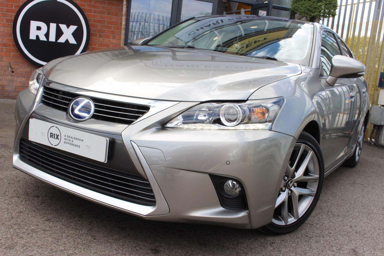 Used LEXUS CT for sale