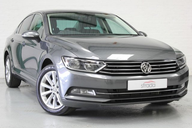 2017 17 VOLKSWAGEN PASSAT 2.0 SE BUSINESS TDI BLUEMOTION TECHNOLOGY 4d 148 BHP