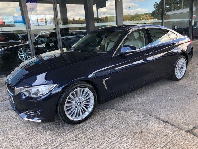 2016 66 BMW 4 SERIES 2.0 420I LUXURY GRAN COUPE 4d 181 BHP