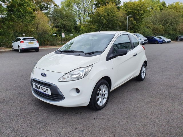 2014 14 FORD KA 1.2 STUDIO PLUS