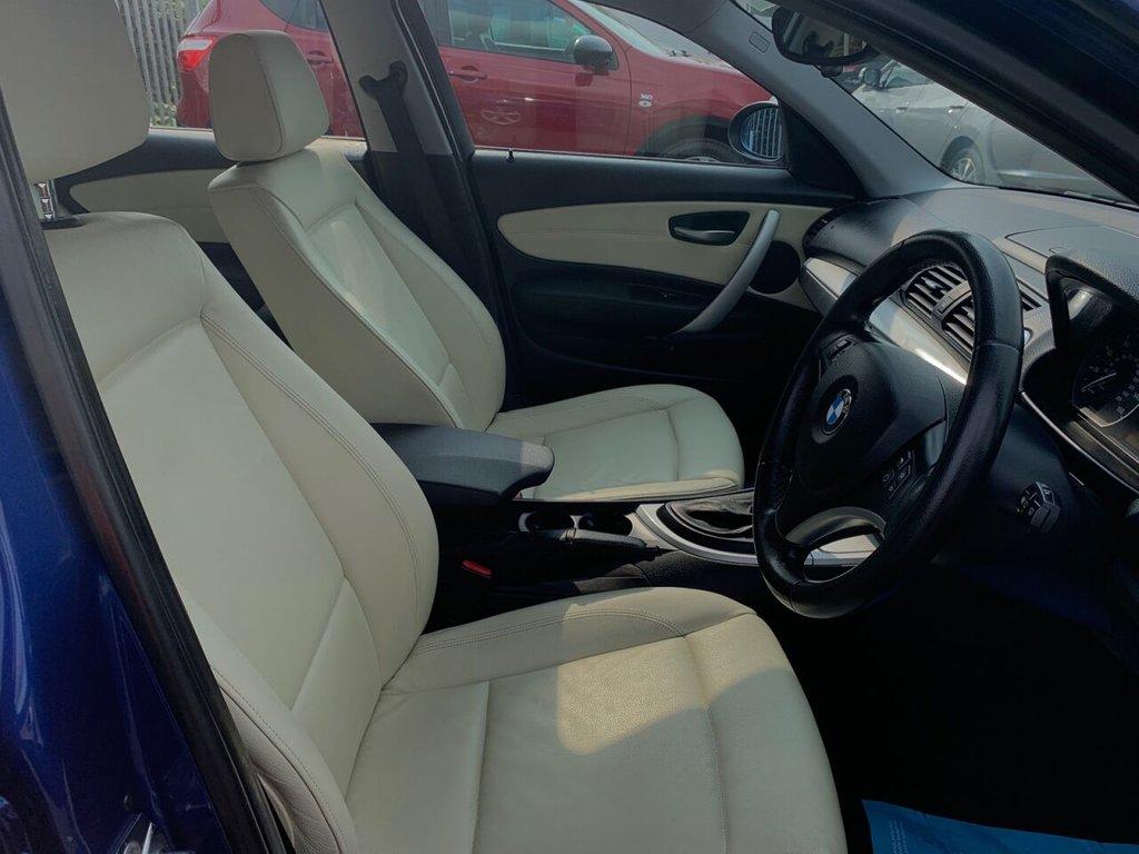 USED 2007 07 BMW 1 SERIES 2.0 120I SE 5d 168 BHP