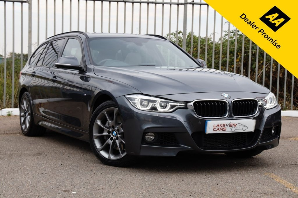 USED 2016 16 BMW 3 SERIES 3.0 335D XDRIVE M SPORT TOURING 5d 308 BHP