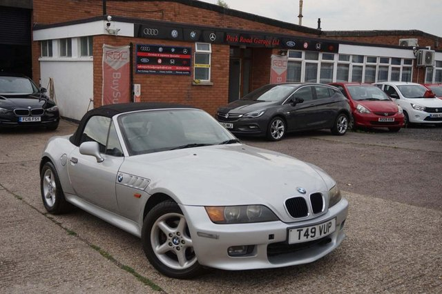 View our BMW Z3