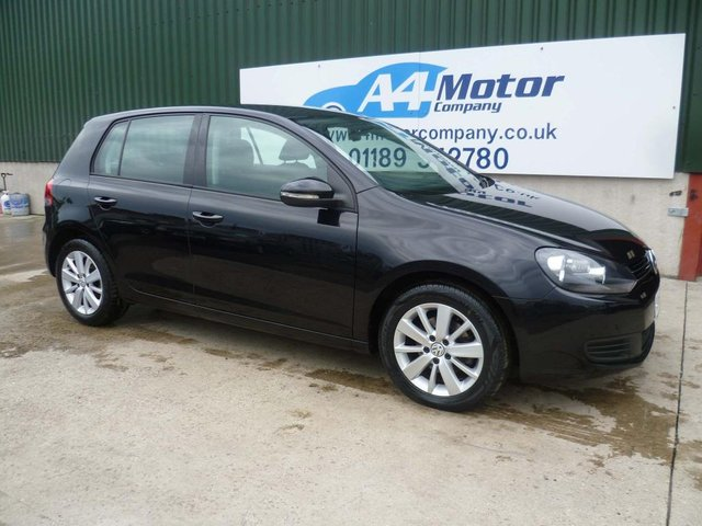 2012 62 VOLKSWAGEN GOLF 1.6 TDI BlueMotion Tech Match Final Edition 5dr