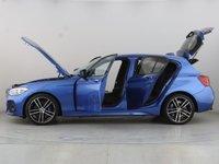 USED 2017 67 BMW 1 SERIES 2.0 118D M SPORT SHADOW EDITION 5d 147 BHP 1 OWNER | SAT NAV | PART LTHR