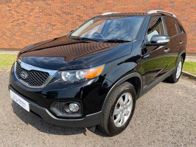 2012 62 KIA SORENTO 2.2 CRDI KX-2 5d 195 BHP