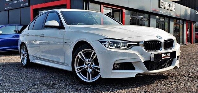 2016 N BMW 3 SERIES 2.0 320D M SPORT 4d 188 BHP