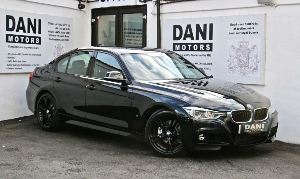 USED 2016 66 BMW 3 SERIES 2.0 330e 12kWh M Sport Auto (s/s) 4dr 1 OWNER*SATNAV*PARKING AID