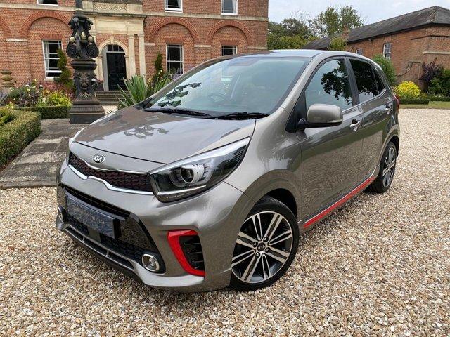 2018 18 KIA PICANTO 1.2 GT-LINE 5d 82 BHP