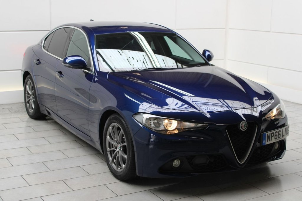 USED 2016 66 ALFA ROMEO GIULIA 2.2 TD Super Auto (start/stop)