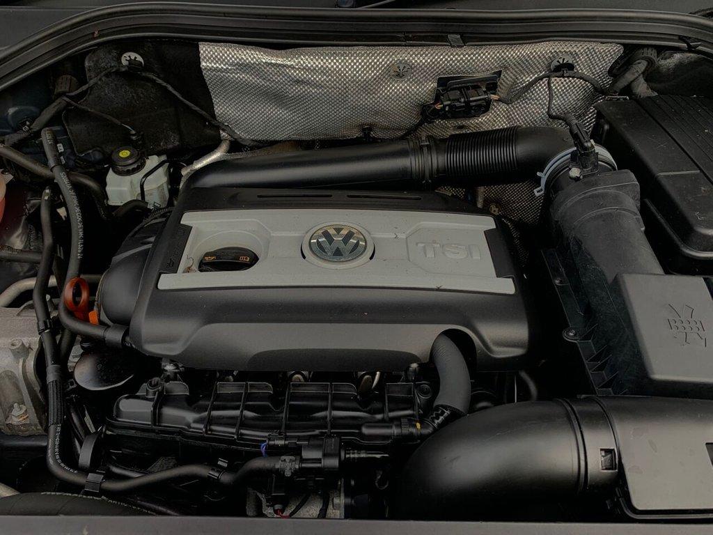 USED 2011 61 VOLKSWAGEN TIGUAN 2.0 SPORT TSI 4MOTION 5d 207 BHP
