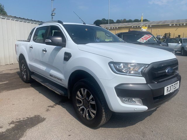 View our FORD RANGER