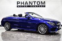 USED 2016 66 MERCEDES-BENZ C-CLASS 2.1 C 250 D AMG LINE PREMIUM PLUS 2d 201 BHP