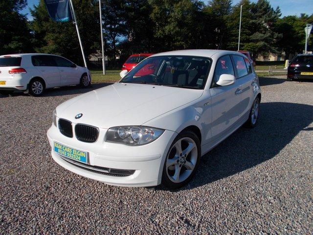 2011 11 BMW 1 SERIES 2.0 116I SPORT 5d 121 BHP