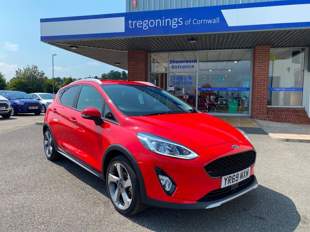 USED 2019 69 FORD FIESTA 1.0L ACTIVE 1 5d 99 BHP