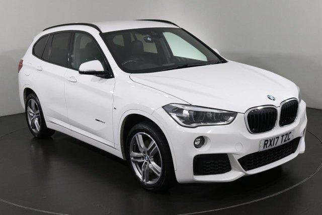 2017 17 BMW X1 2.0 XDRIVE25D M SPORT 5d 228 BHP ULEZ EXEMPT