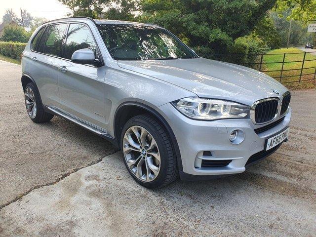 2015 65 BMW X5 3.0 XDRIVE30D SE 5d 255 BHP