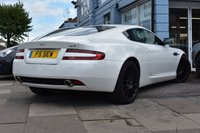USED 2005 05 ASTON MARTIN DB9 5.9 V12 2d 451 BHP AUTOMATIC PEARL WHITE METALLIC
