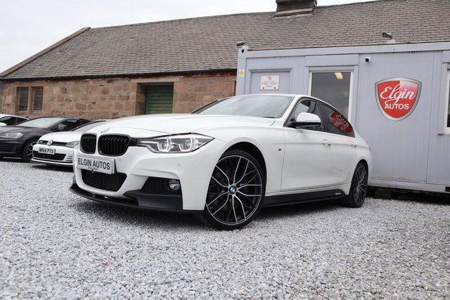 2015 65 BMW 3 SERIES 335d M Sport xDrive 3.0TD Step Auto 4dr ( 313 bhp )