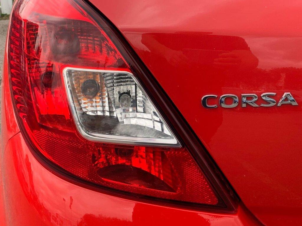 USED 2014 14 VAUXHALL CORSA 1.2 EXCITE AC 5d 83 BHP