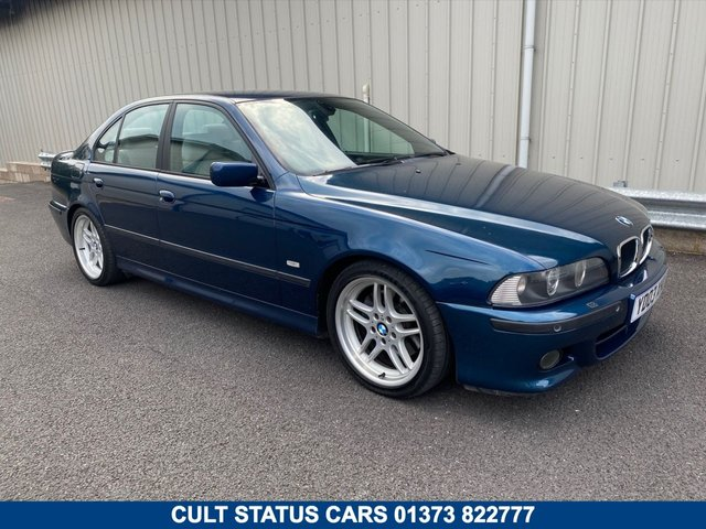 2003 03 BMW 5 SERIES 3.0 530I AEGEAN EDITION 4d 228 BHP