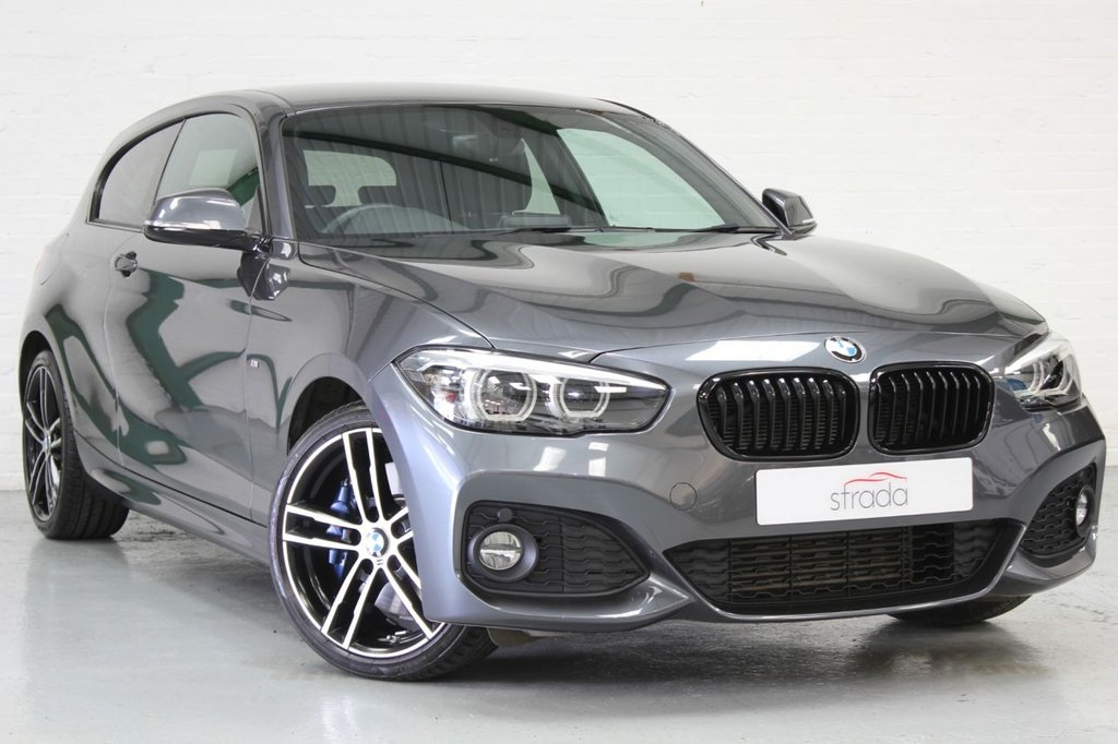 USED 2017 67 BMW 1 SERIES 1.5 118I M SPORT SHADOW EDITION 3d 134 BHP