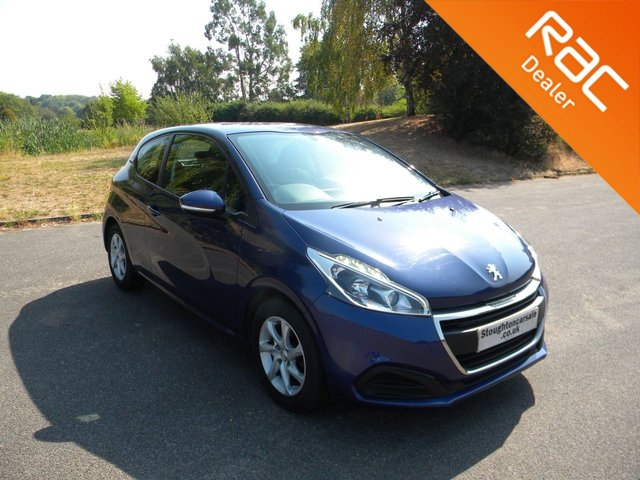 USED 2017 17 PEUGEOT 208 1.2 ACTIVE 3d 82 BHP BY APPOINTMENT ONLY - Part Exchange To Clear - Marks All Round