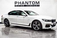 USED 2016 16 BMW 7 SERIES 3.0 730D M SPORT 4d 261 BHP