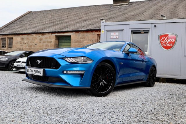 2020 20 FORD MUSTANG GT 5.0 V8 Auto 2dr ( 450 bhp )