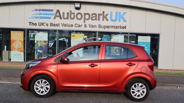 USED 2018 18 KIA PICANTO 1.2 2 5d 82 BHP LOW DEPOSIT OR NO DEPOSIT FINANCE AVAILABLE . COMES USABILITY INSPECTED WITH 30 DAYS USABILITY WARRANTY + LOW COST 12 MONTHS ESSENTIALS WARRANTY AVAILABLE FOR ONLY £199 .  WE'RE ALWAYS DRIVING DOWN PRICES .