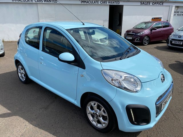 USED 2014 63 CITROEN C1 1.0 EDITION 5d 67 BHP CHEAP CAR LOW MILEAGE FREE TAX
