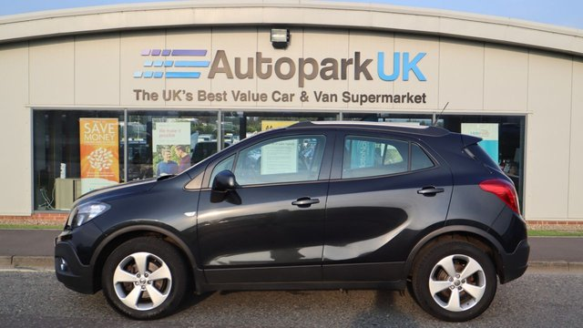 USED 2015 65 VAUXHALL MOKKA 1.6 TECH LINE CDTI ECOFLEX S/S 5d 134 BHP LOW DEPOSIT OR NO DEPOSIT FINANCE AVAILABLE . COMES USABILITY INSPECTED WITH 30 DAYS USABILITY WARRANTY + LOW COST 12 MONTHS ESSENTIALS WARRANTY AVAILABLE FOR ONLY £199 .  WE'RE ALWAYS DRIVING DOWN PRICES .