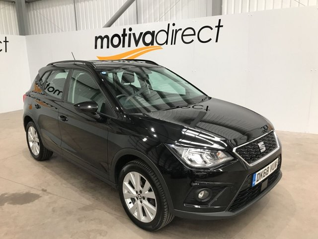 View our SEAT ARONA